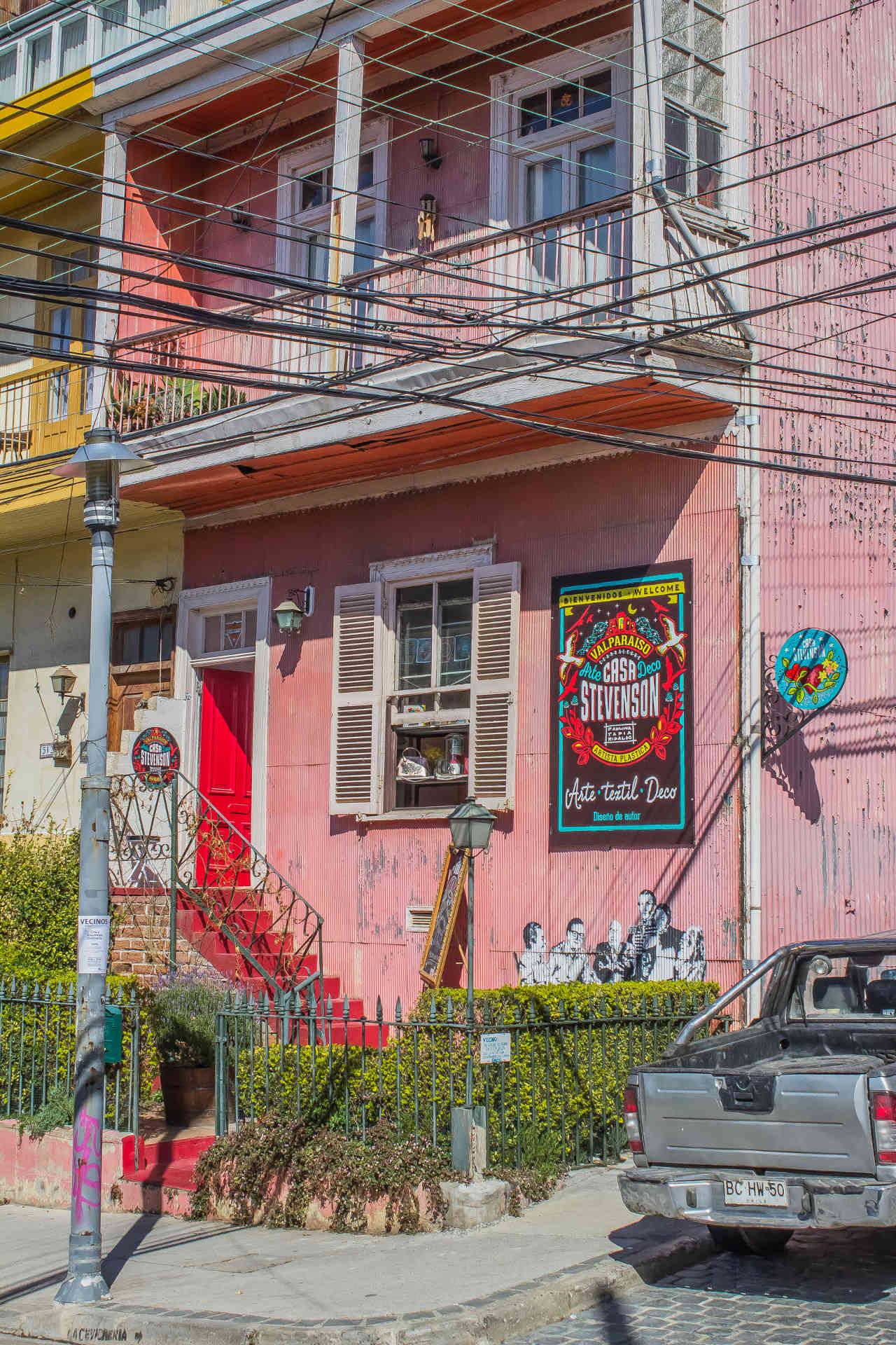 Casa Stevenson