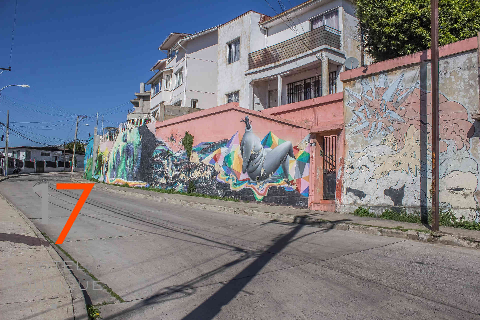 Murales Plazuela San Luis