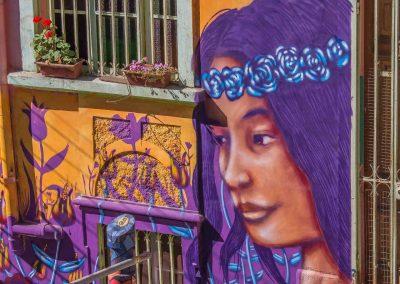 Mural Museo Cielo Abierto
